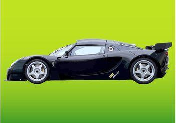 Lotus Exige - Kostenloses vector #161433