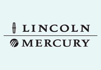 Lincoln Mercury - vector #161603 gratis
