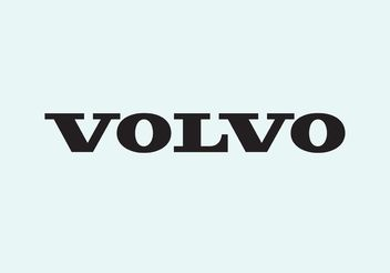 Volvo - бесплатный vector #161643