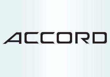 Honda Accord - vector #161763 gratis