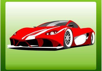 Ferrari Berlinetta Vector - Free vector #162133