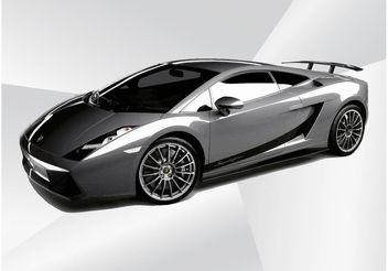 Lamborghini Gallardo - Free vector #162163