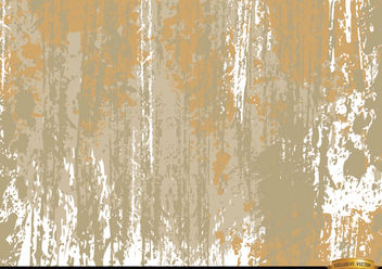 Grunge rusty wall background - vector gratuit #166193