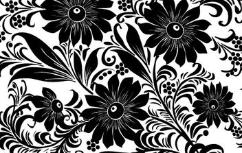 Floral Background 23 - Free vector #169243