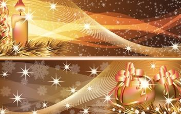 Happy New Year 2011 Banner 1 - vector #169503 gratis