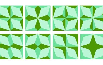 Geometrical Pattern - vector gratuit #169973