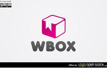 W Box - vector #171003 gratis
