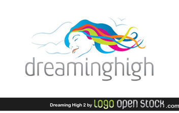 Dreaming High 2 - vector gratuit #172283
