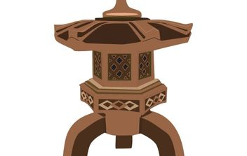 Pagoda - Free vector #172623