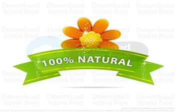 Nature vector flower sign free - vector #174673 gratis