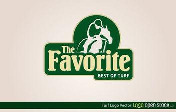 Turf Logo - Free vector #174723