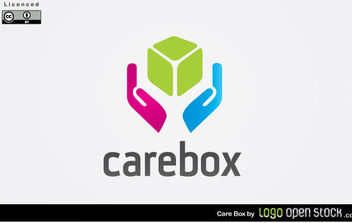 Care Box - vector gratuit #175043