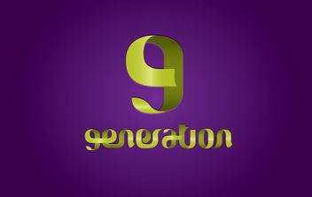 Generation - vector gratuit #175173