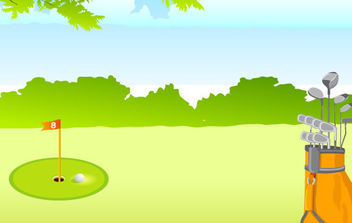 Vector Golf - vector #175363 gratis
