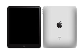Ipad vector Illustration - vector gratuit #175613