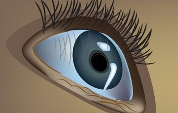 EYE - vector gratuit #175893