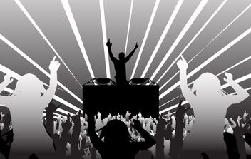 Music Concert - Free vector #176243