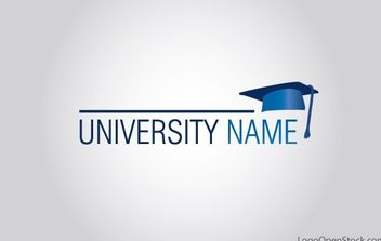 University Logo - vector gratuit #176743