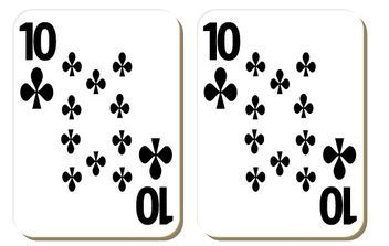 Card clip art - бесплатный vector #177053
