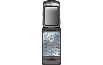Motorola free vector cell phone - Free vector #177143
