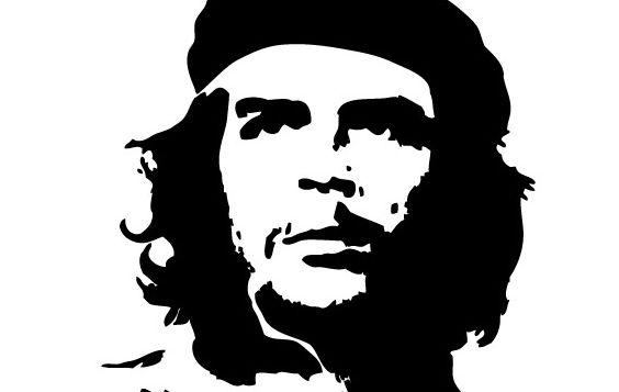 Che Guevarra face free vector - бесплатный vector #177213