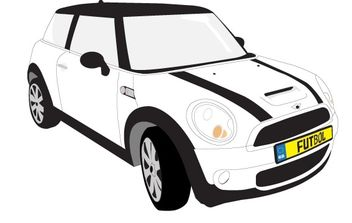 Mini Cooper S - vector #177303 gratis