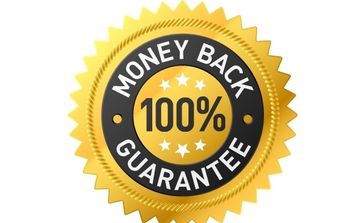 Money back label - vector gratuit #177343
