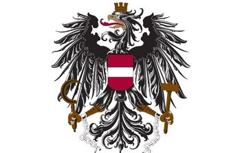 Armories free vector - Latvian flag - Free vector #177613
