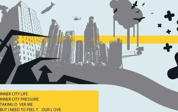 City - vector #178623 gratis