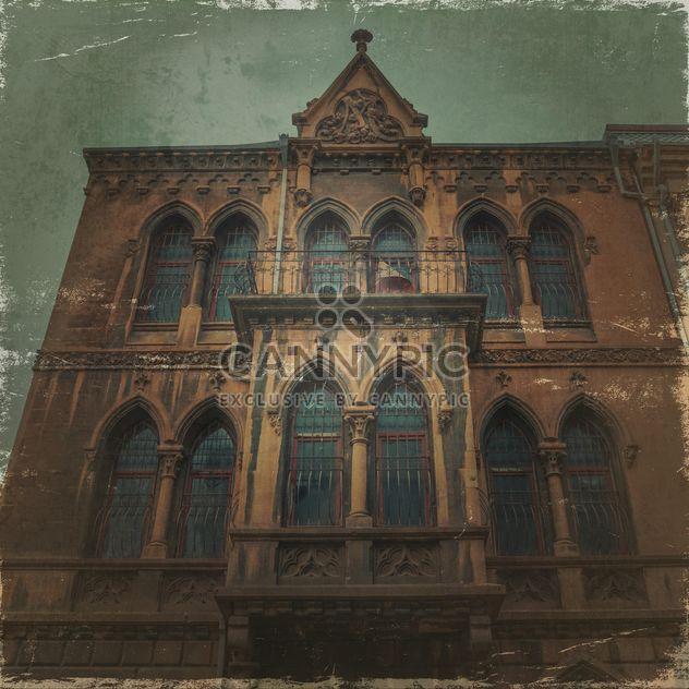 Antigo edifício em Baku - Free image #182783