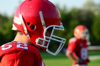 American football player - image #182873 gratis