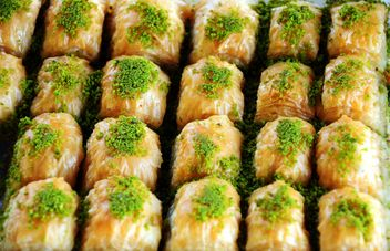 Traditional Turkish dessert - image #182953 gratis