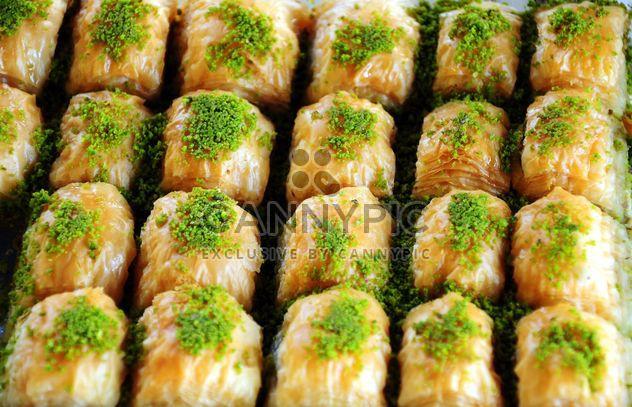 Postre turco tradicional - image #182953 gratis