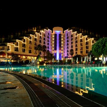 Hotel in Antalya, Turkey - image gratuit #183223