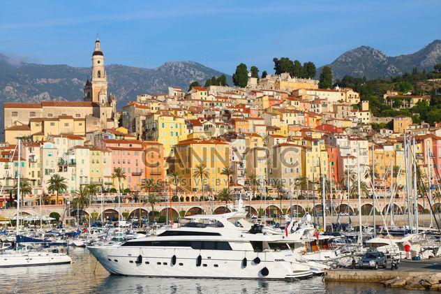 Morning in Mentone De Azur - Free image #183253