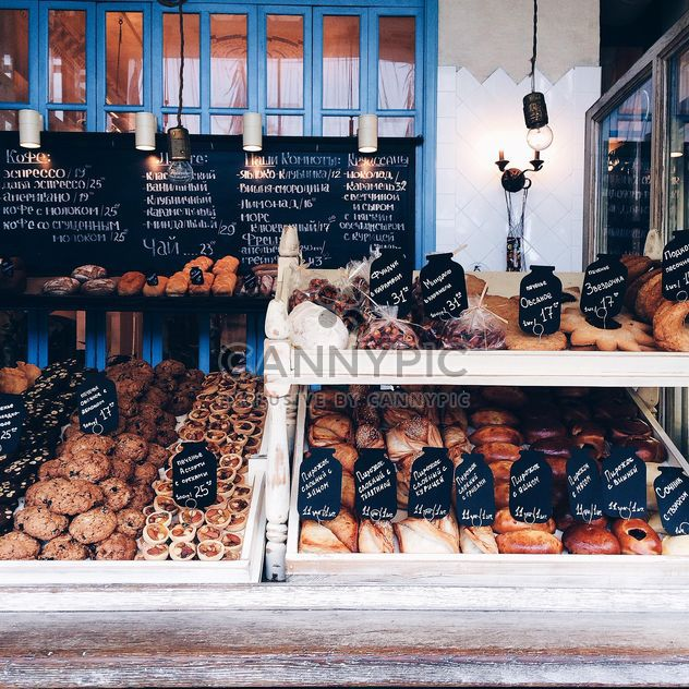 Bakery shop - Free image #183283