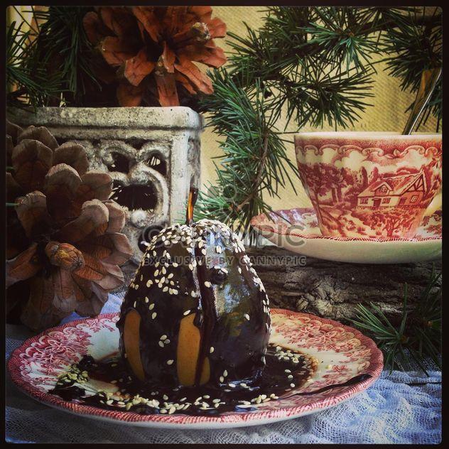 dessert de Noël - image gratuit(e) #183403
