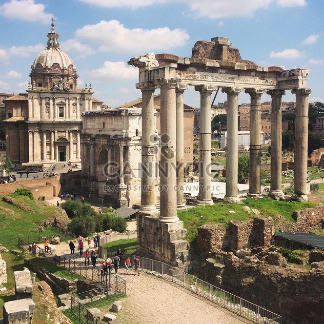 Ruínas de Roma - Free image #184343