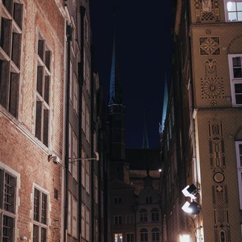 Night Gdansk - Kostenloses image #184483