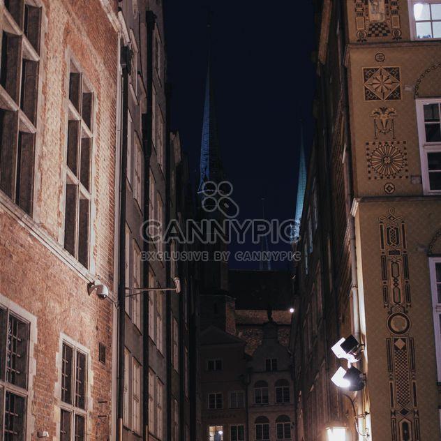 Noite Gdansk - Free image #184483