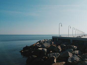 Pier in Sopot - Free image #184623