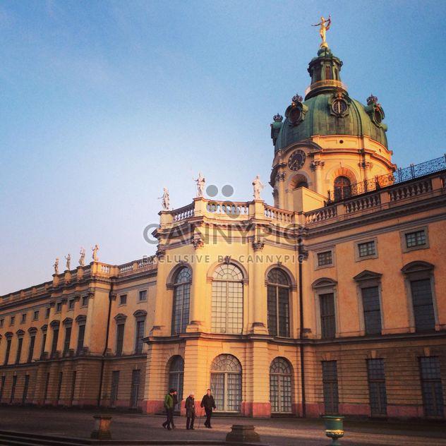 Château de Berlin - image gratuit #185703