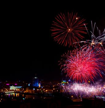 Salute in Chelyabinsk - Free image #185723
