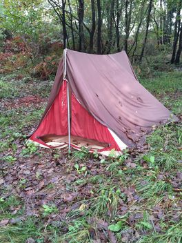tent in nature - Free image #185803