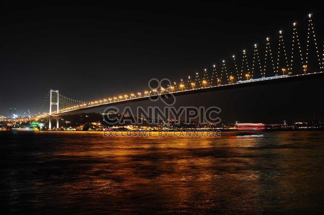 bosphorus bridge in istanbul - Free image #185893