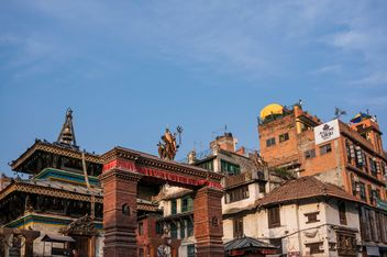 kathmandu temple - Kostenloses image #185963