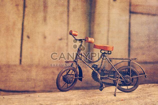 Vintage toy bicycle - Free image #186653
