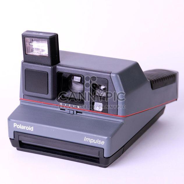 Appareil photo Polaroid vieux - image gratuit(e) #186733