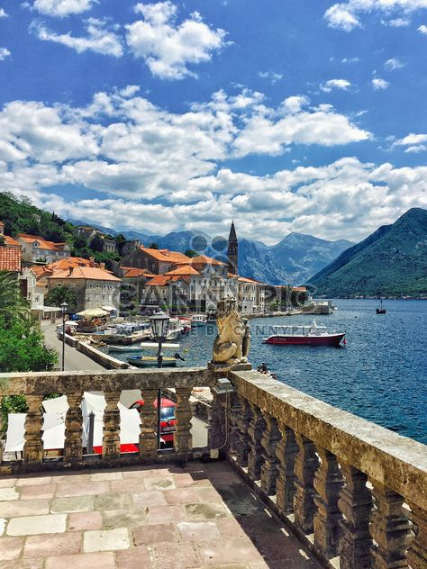 Cidade de Perast, Montenegro - Free image #186883