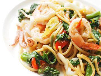 Spaghetti seafood - Kostenloses image #186903